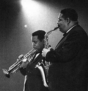 Julian Cannonball Adderley Nat Adderley Horace Silver Paul Chambers 3 And Roy Haynes Them Adderleys